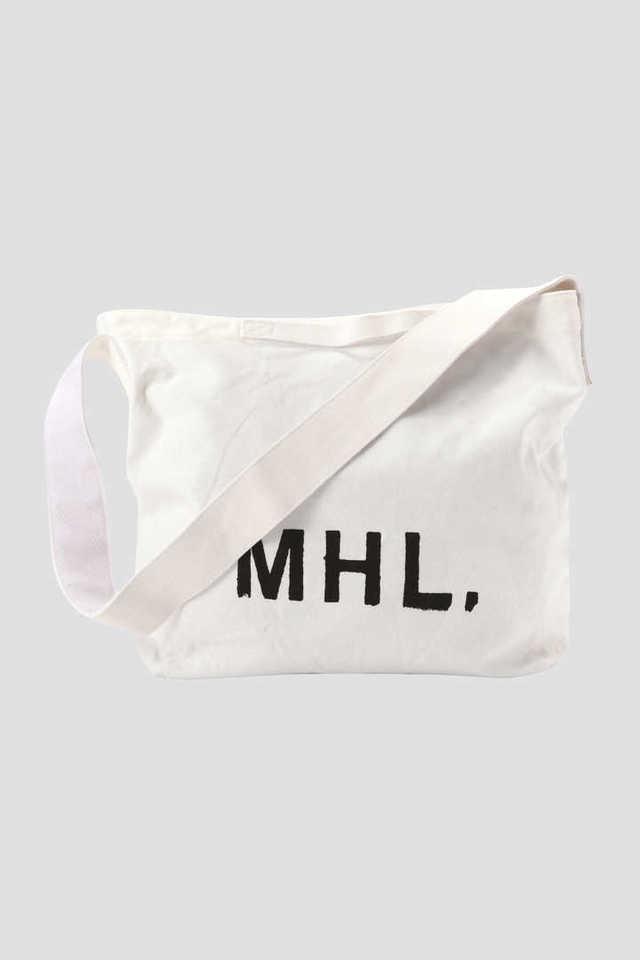 MHL HEAVY COTTON CANVAS