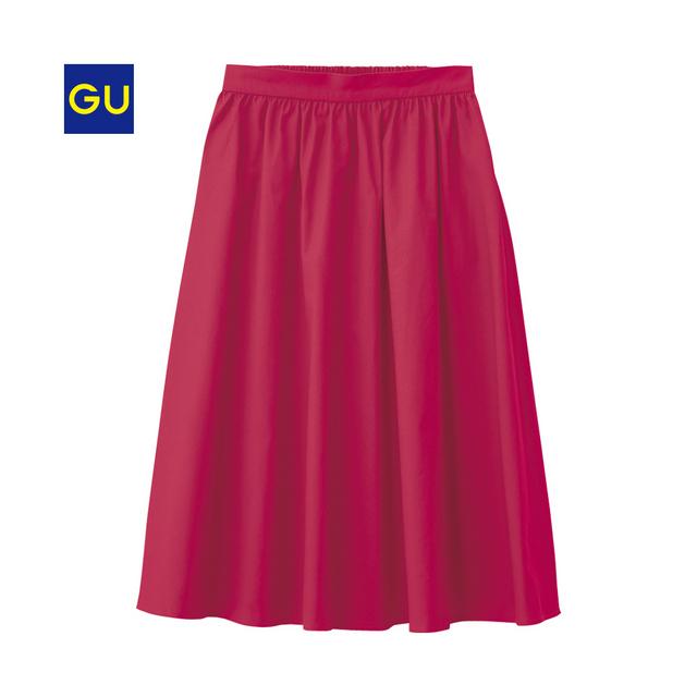イージーカラースカート