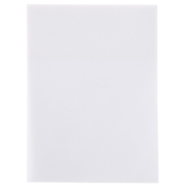 貼ったまま読める透明付箋紙 約70×95mm・20枚