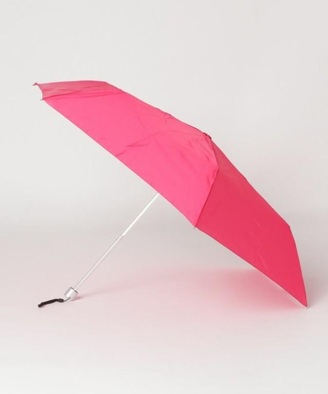 無地スリム折りたたみ傘