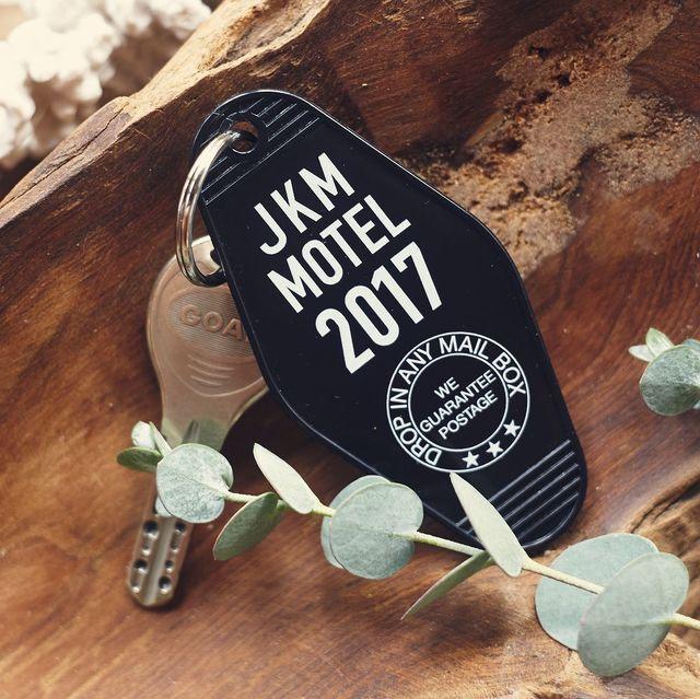 JKM USAキータグ2017 ブラック