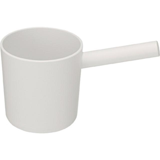 ポリプロピレン片手桶 約13.5×26×高さ14.5cm