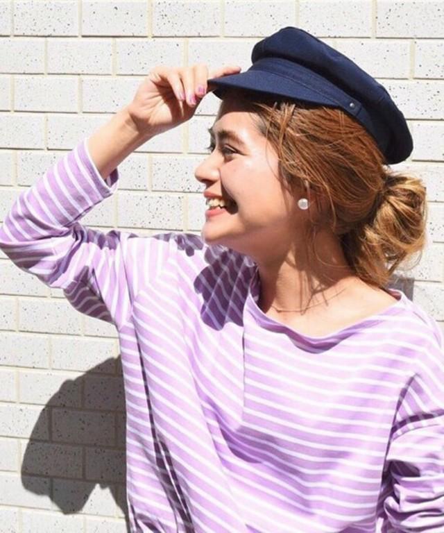 【CAP MARINE】マリンキャップ