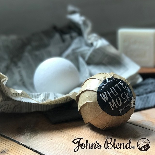 John's Blend フレグランスバスボム