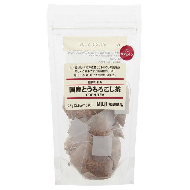 穀物のお茶 国産とうもろこし茶 28g(2.8g×10袋)
