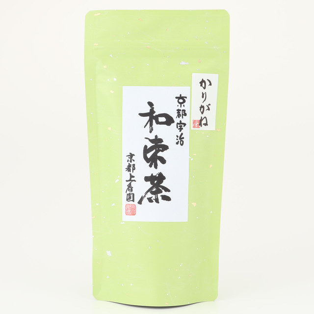京都和束産 茎茶(雁ヶ音・特上雁) 70g