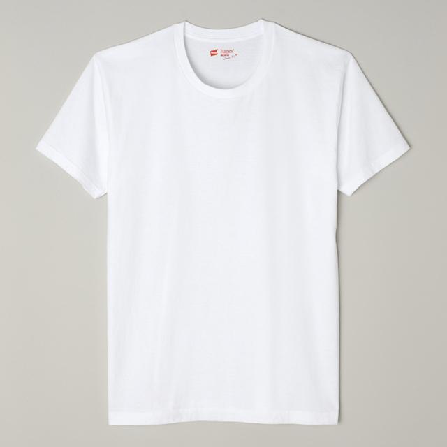 ジャパンフィット【2枚組】クルーネックTシャツ