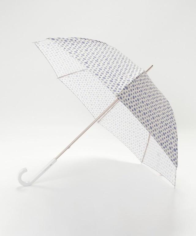 estaa × mt 長傘 (UV) 活字小花 雨傘