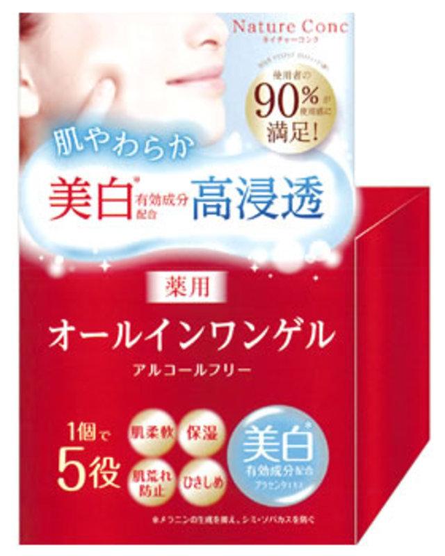 ネイチャーコンク 薬用モイスチャーゲル (100g)