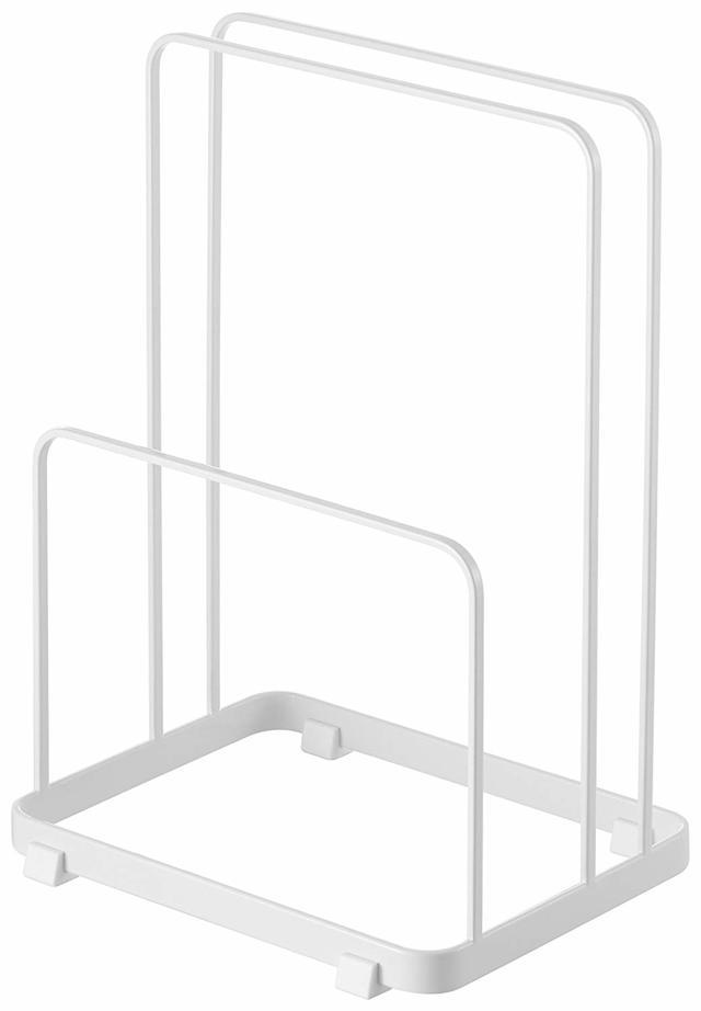 珪藻土バスマット&体重計スタンド プレート ホワイト