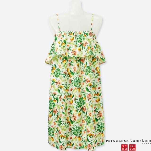 ドレス(ボタニカル)