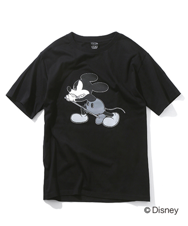 EXCLUSIVE_NUMBER (N)INE MICKEY MOUSE_T-SHIRTS_NN#2