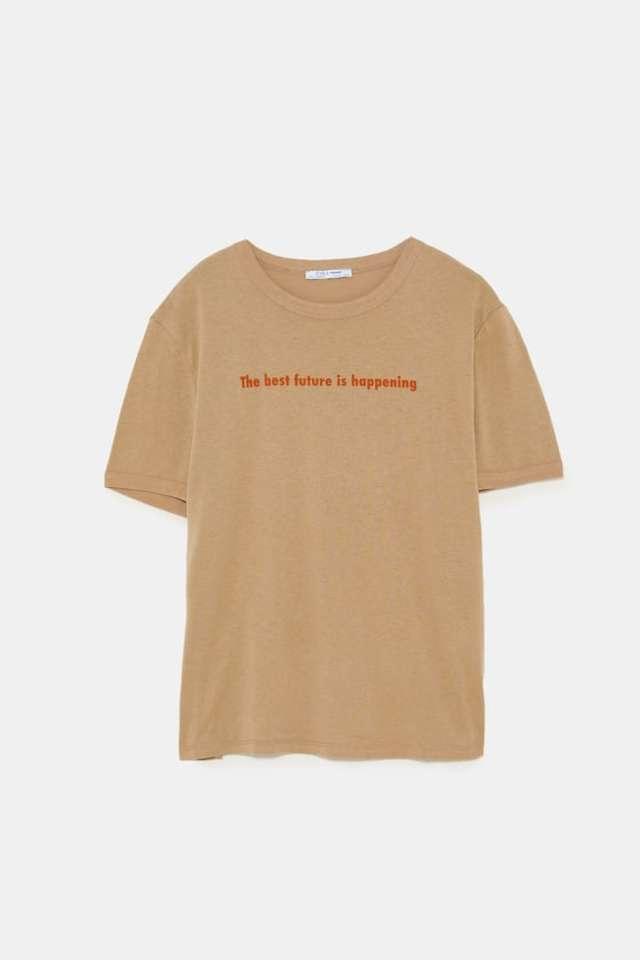 プリント柄Tシャツ