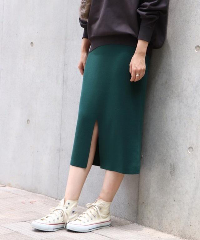 スムースタイトスカート