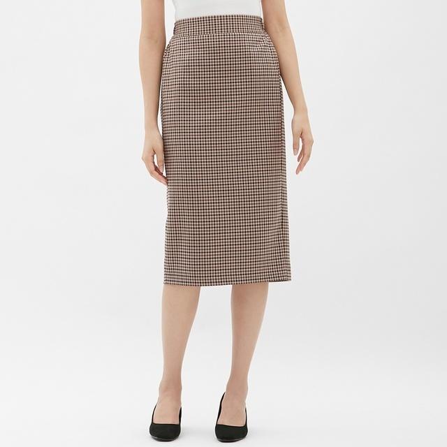 ナローミディスカート