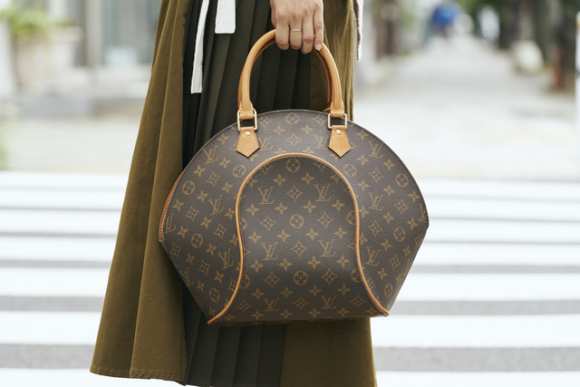 Louis Vuittonのバッグはこちら