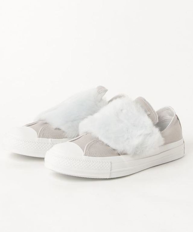 ALL STAR PASTELFUR SLIP OX