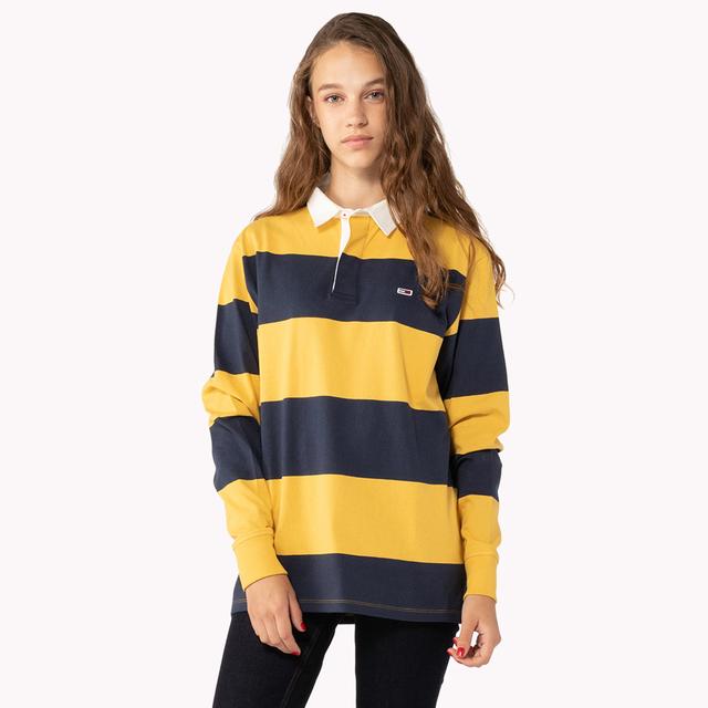 クラシックラグビーシャツ