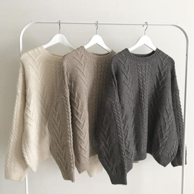 cable over knit
