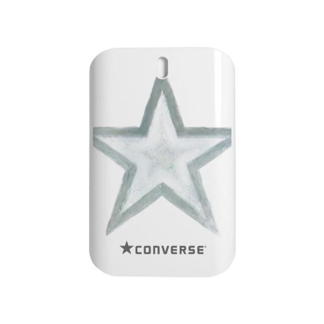 コンバース ムーブオンフレグランス ホワイト 30ml(ボディミスト)『ピュアシャボンの香り』