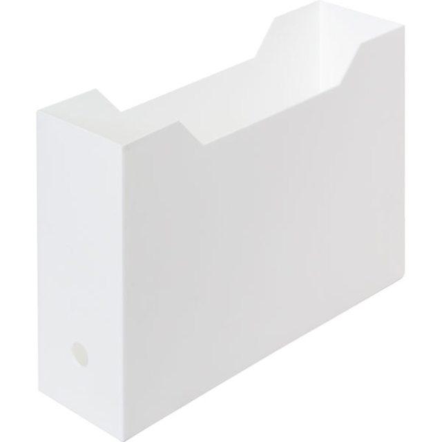 A4ファイルケース(オールホワイト)