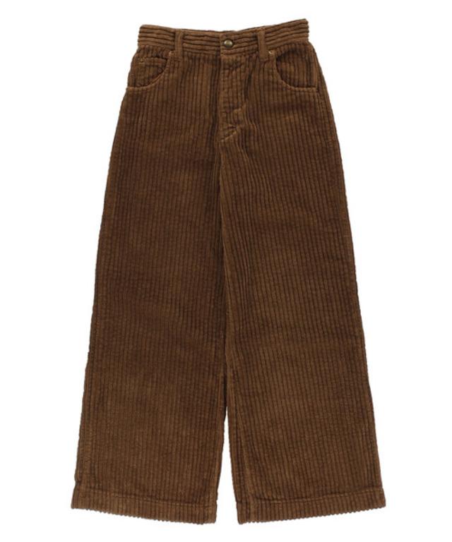 Wide Wale Corduroy Pants