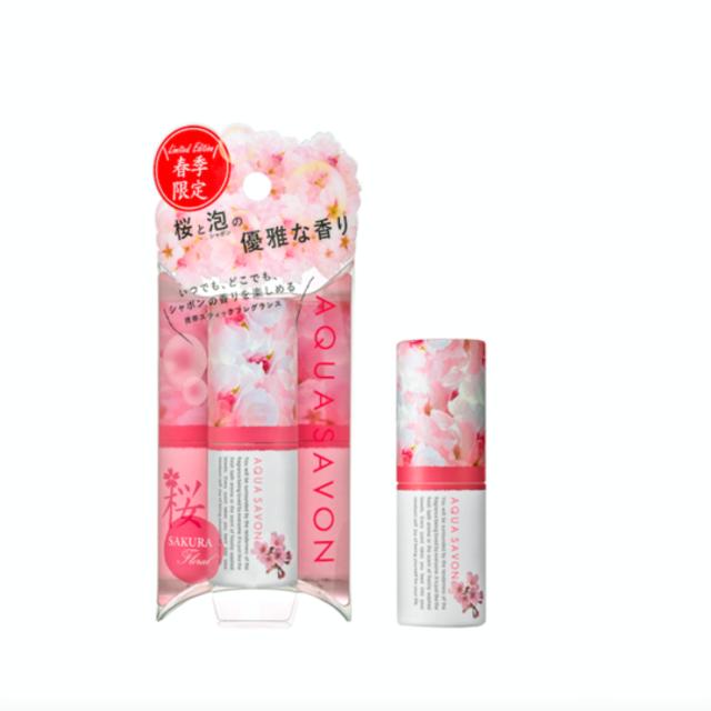 スティックフレグランス サクラフローラルの香り