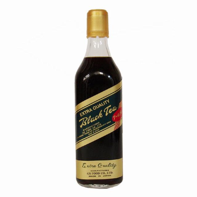 GS ブラックティ アールグレイ 加糖 500ml
