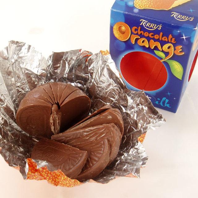 テリーズ チョコレート オレンジミルク 157g