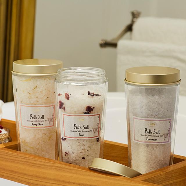 SABON Bath Salt (350g) Rose