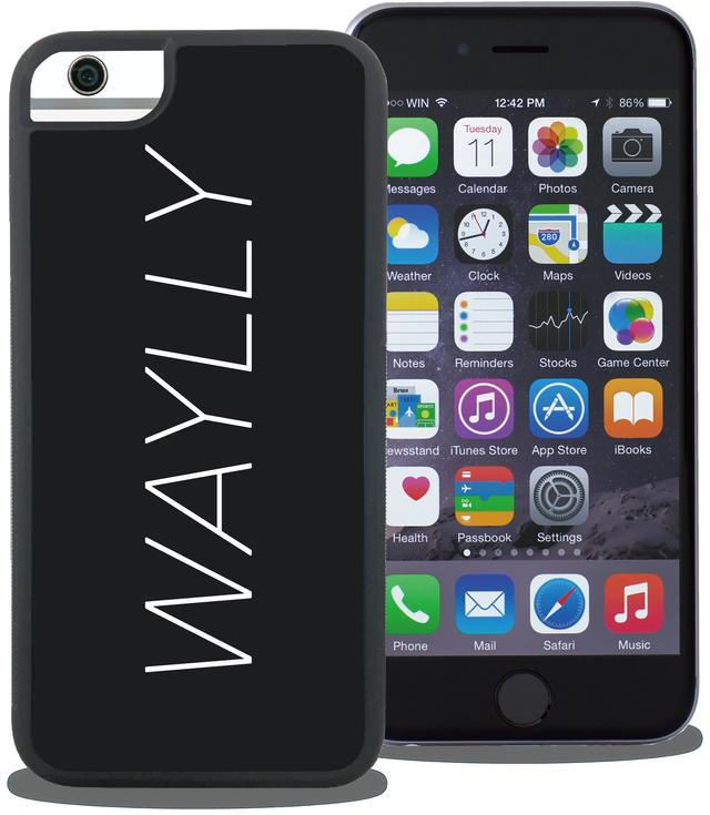 WAYLLY ウェイリー(ロゴ・ホワイト)