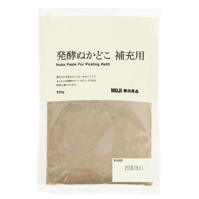 発酵ぬかどこ 補充用 250g
