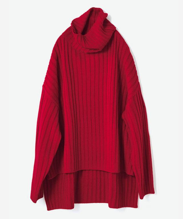 【佐藤かなさんプロデュース】タートルセーター