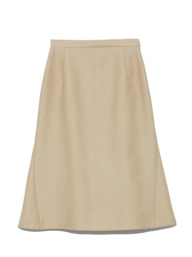 シルクコットンタイトスカート