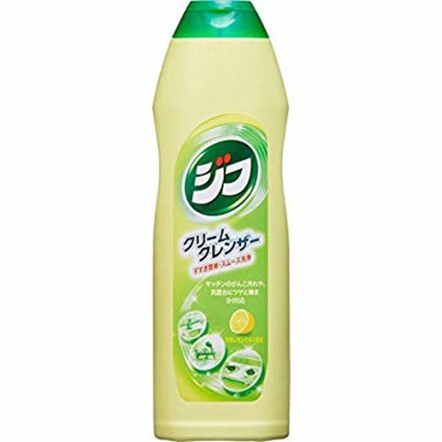 クリームクレンザー ジフ レモン 270ml