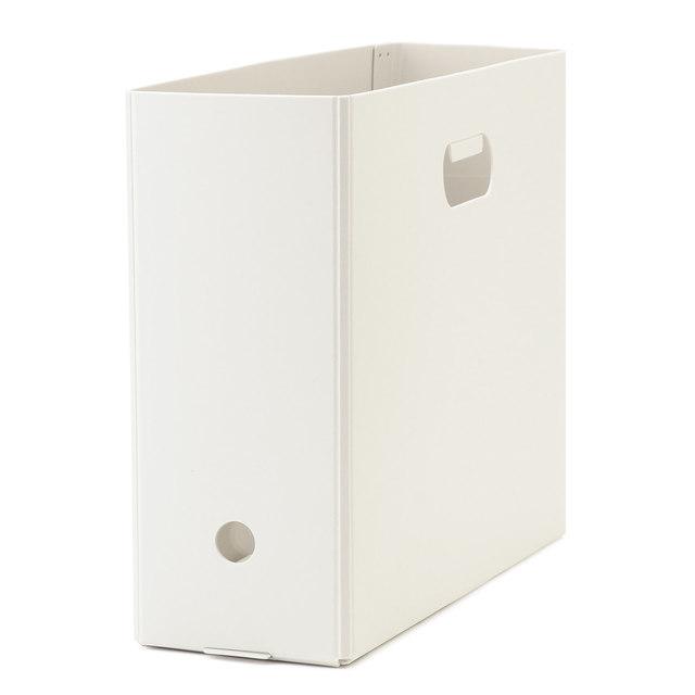 発泡ポリプロピレンファイルボックス・スタンダード・3枚組 約幅10×奥行32×高さ24cm