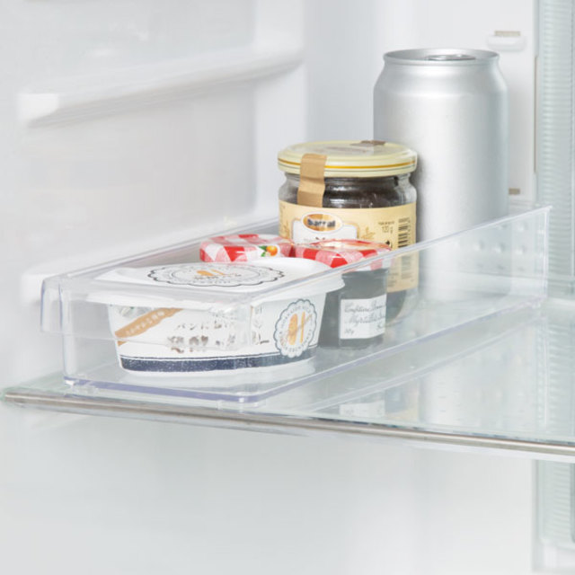 冷蔵庫整理トレー 浅型(S)