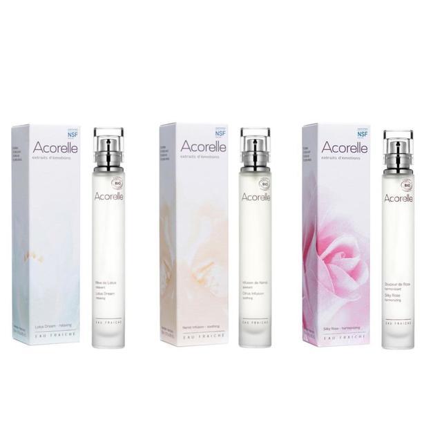 アコレル ロールオン 10ml 人気の3種の香りセット