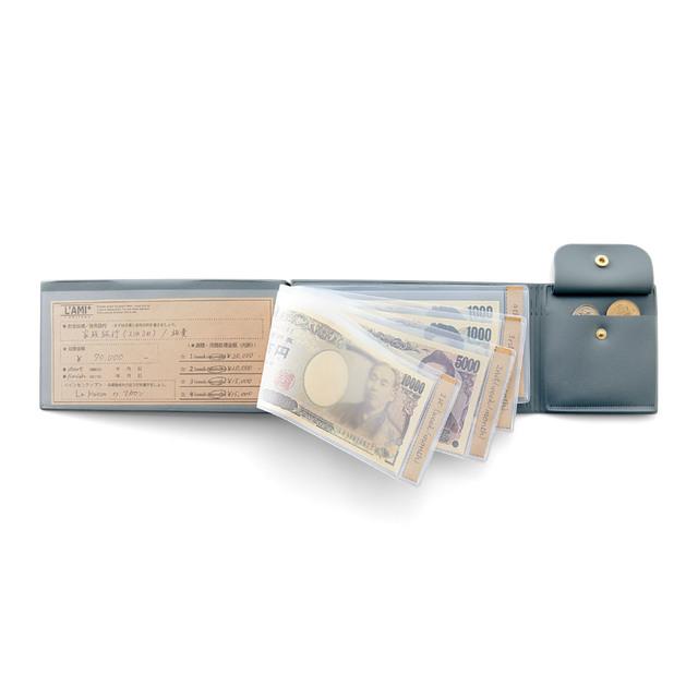 お札で貯める スマート貯金ファイルの会(月1個)
