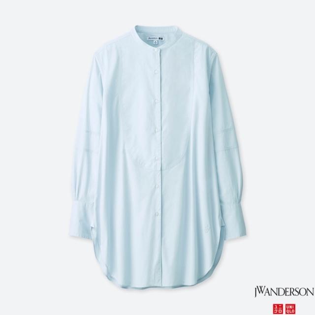 タキシードロングシャツ(長袖)