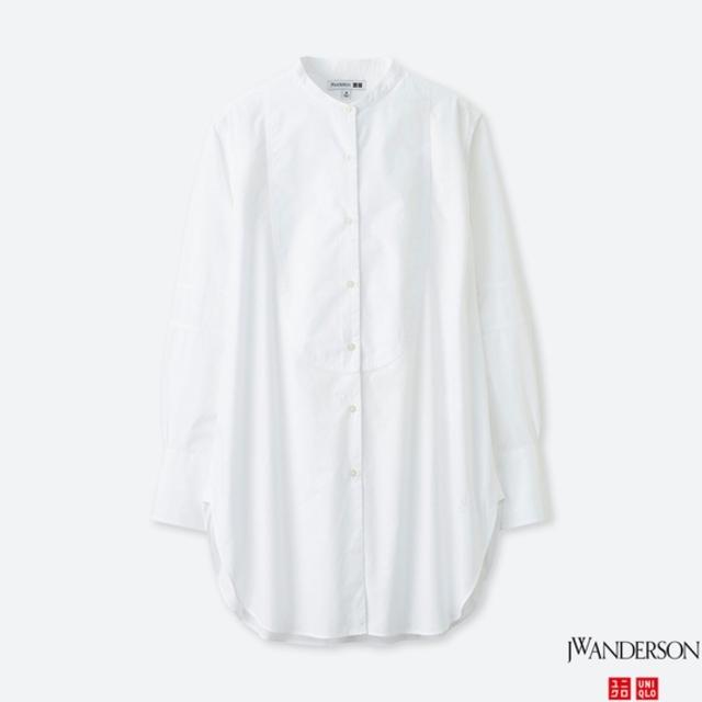 タキシードロングシャツ
