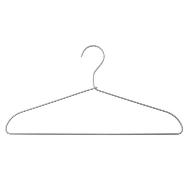 アルミ洗濯用ハンガー・3本組 20セット・約41cm