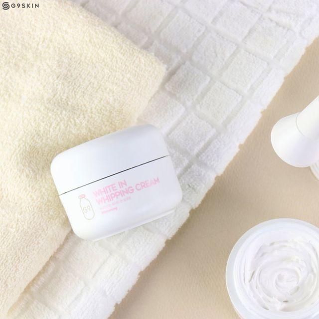G9SKIN|White Whipping Cream(ウユクリーム) 50g