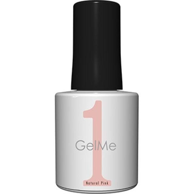 GelMe1 ジェルミーワン GM52 ナチュラルピンク (ラメ)