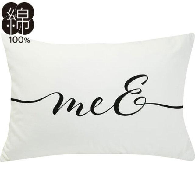 枕カバー(ミーアンドユー)