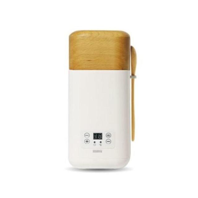 PRISMATE 発酵グルメポット 楽しく使えるレシピブック付 131×131×290mm