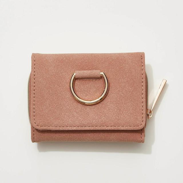 REBORN|ディープ三つ折財布 全3色 W:103 H:85 D:40