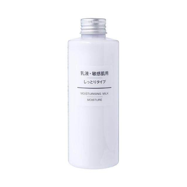 乳液・敏感肌用(しっとりタイプ 200ml)