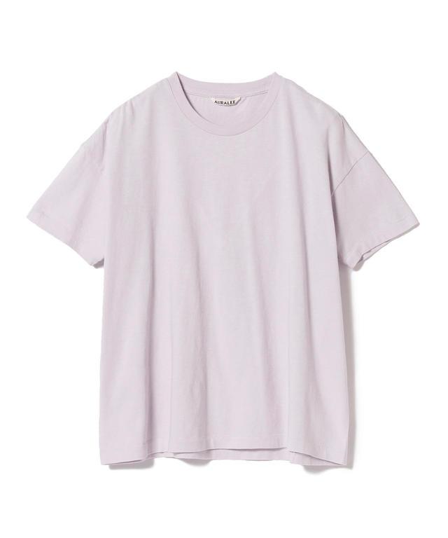 シームレス クルーネック ビッグTシャツ