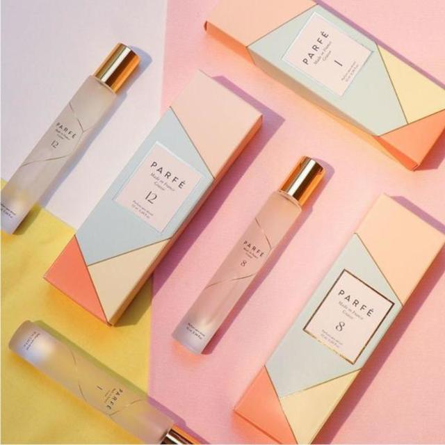 PARFĒ|オイルパフューム 全12種類の香り 10ml